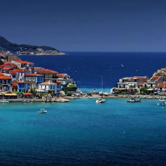 Samos Island Greece  city photo : Kokkari, Samos island, Greece