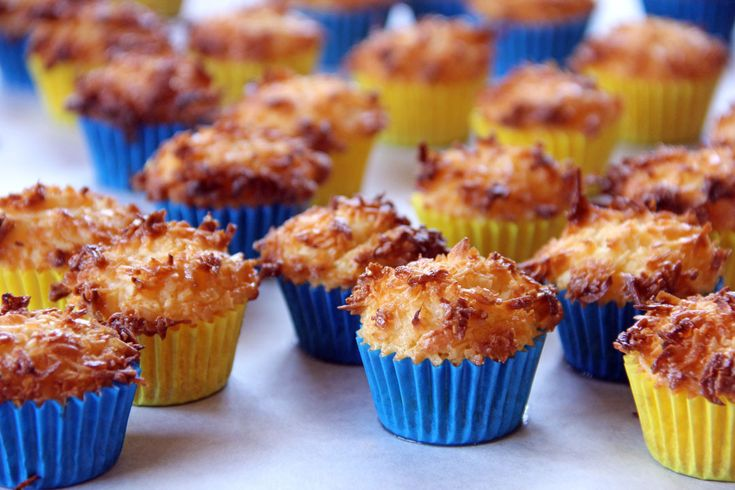 Coconut Macaroons | Favorite Recipes | Pinterest