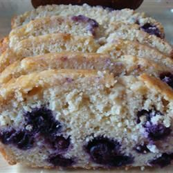 """Blueberry Orange Bread: """"This a very simple recipe to make and a very ..."""