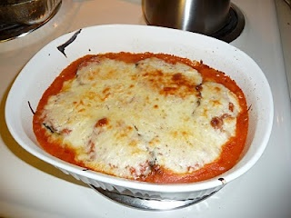 Lighter Eggplant Parm | Vegetarian (and Pescatarian) Yummies! | Pinte ...