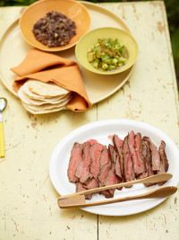 Grilled Steak with Avocado - Healthy Recipe Finder | Prevention
