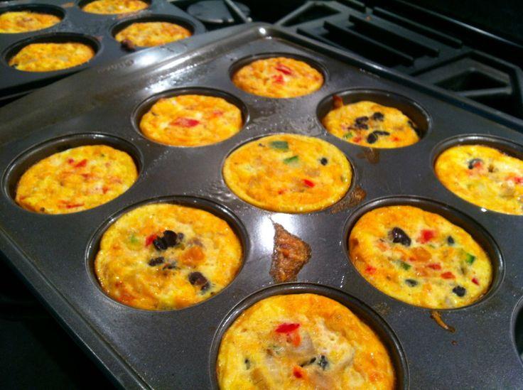 Burrito Recipe   Breakfast Burrito + Quiche - Carbs: Tex-Mex Mini ...
