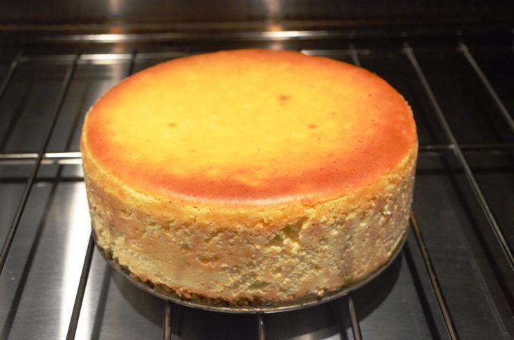 Italian Style New York Cheesecake | Bakery | Pinterest