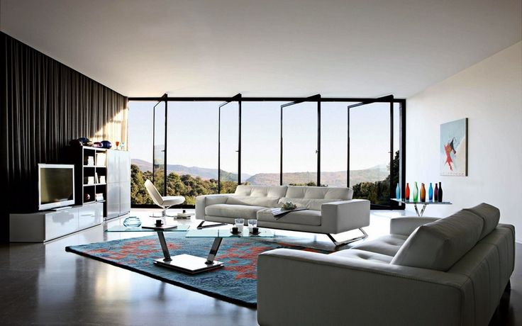 Ultra modern living room furniture future house pinterest for Ultra modern living room furniture