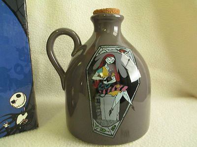 Nightmare Before Christmas Ceramic Sally Jug Urn Jar in Box NECA ...