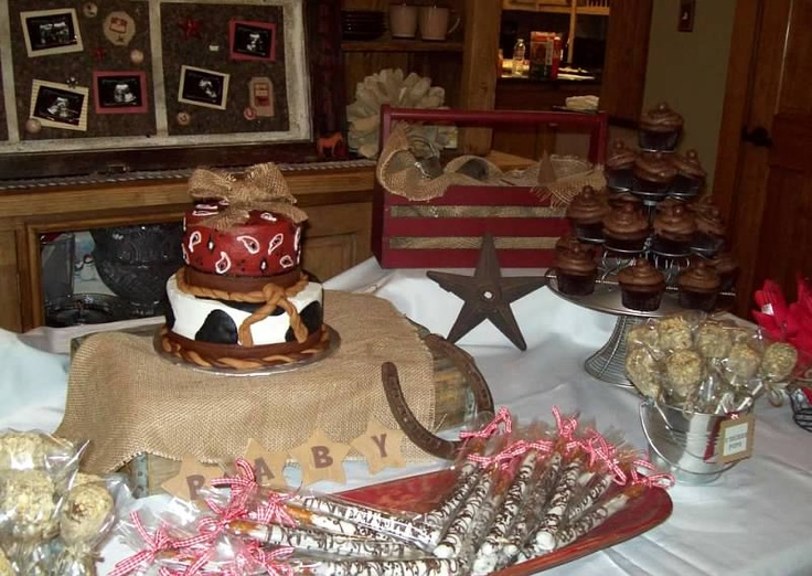 western baby shower western party ideas pinterest
