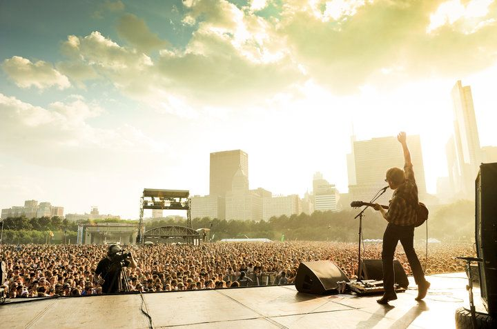 The Black Keys at Lollapalooza