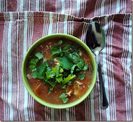 tomato egg drop soup | Recipes | Pinterest