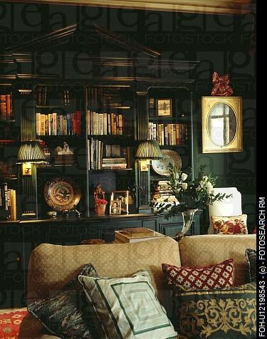 Dark green living room home ideas pinterest for Dark green bedroom ideas
