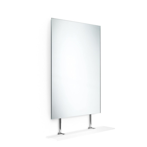 bathroom mirror with frosted glass shelf. Black Bedroom Furniture Sets. Home Design Ideas