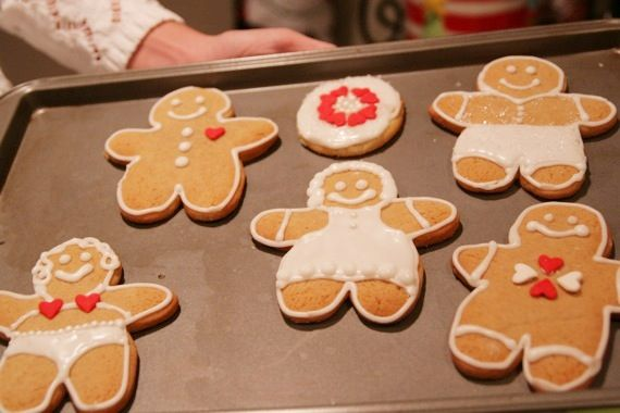 Soft and Spicy Gingerbread Cookies | We want to try... | Pinterest
