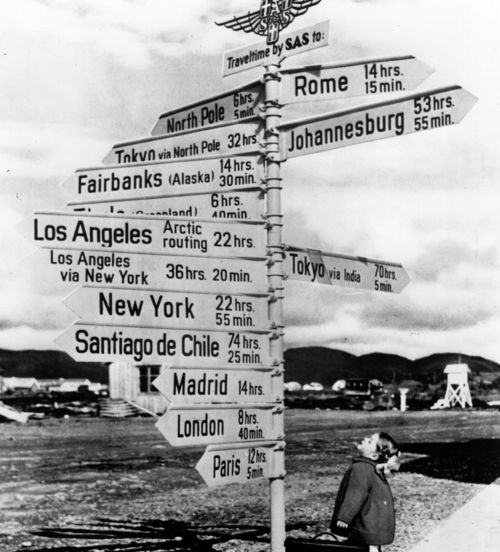 places to go, places to go...