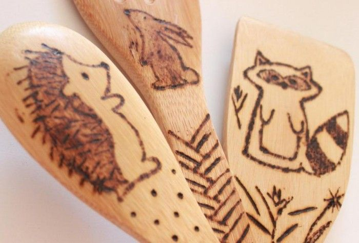 Wood burning projects for beginners   Crafts   Pinterest