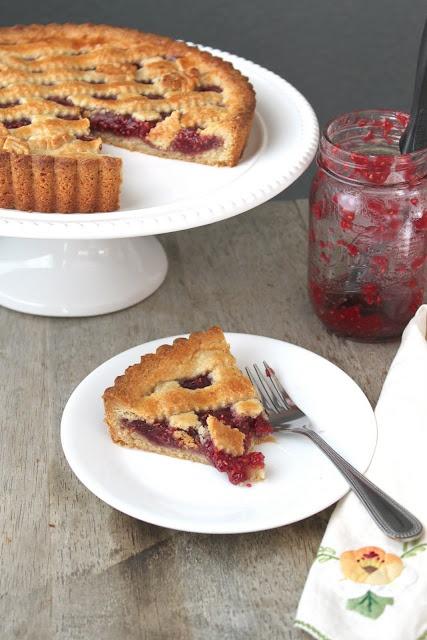 Linzer Blitz Torte Recipe — Dishmaps