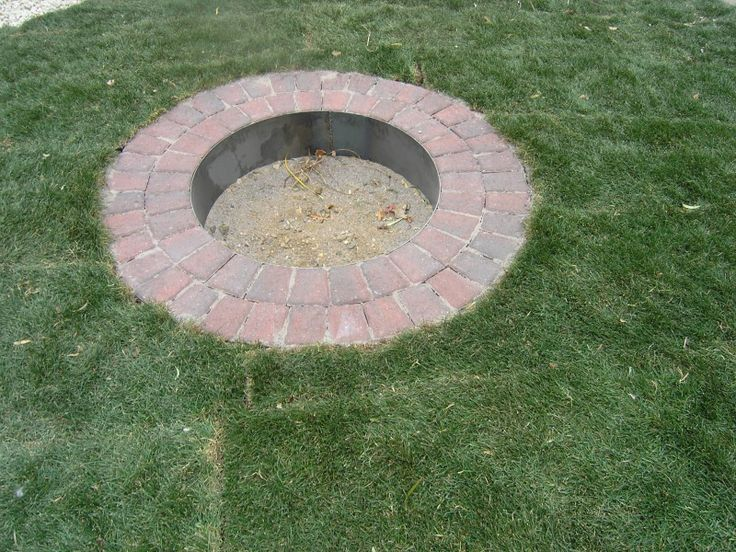 Fire Pits In Ground | Todd | Pinterest