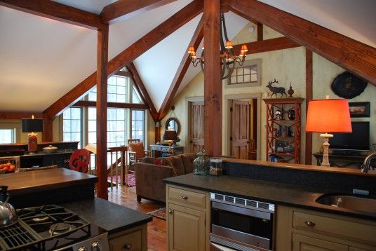 Carriage house interior my life as a house pinterest for Carriage house flooring