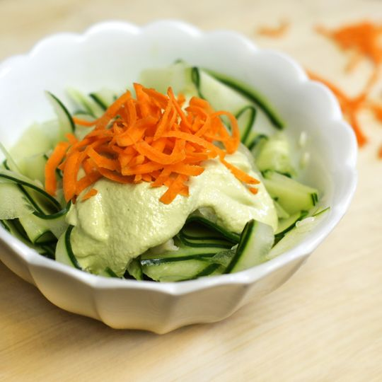 Oil-Free Green Goddess Dressing (vegan) | forks over ...