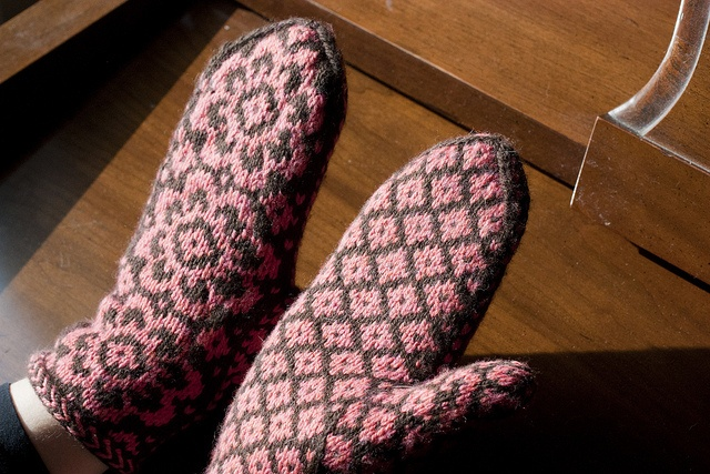 Beautiful mittens! | DIY & Crafts | Pinterest