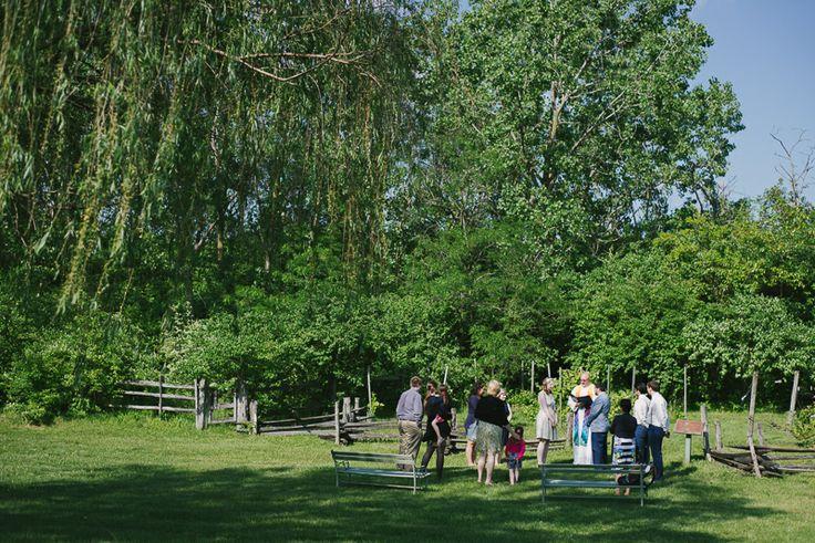 Outdoor Weddings Columbus Ohio