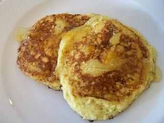 Lemon Cottage Cheese Pancakes | Food, Eats, & Drinks | Pinterest