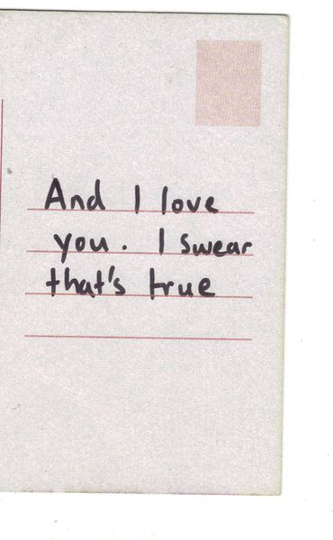 I Swear I Love You Quotes : And I love you. I swear thats true. Quotes Pinterest