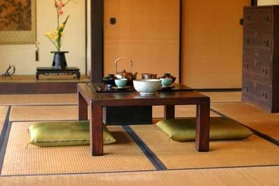When basing a design around a specific place in the world, you have to make the decision about how much the space will be influenced by it. Will the room have touches of Asia or will it be a room that makes you forget you're not on that incredible continent?