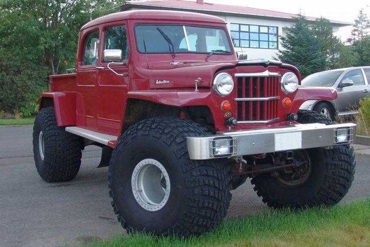 Jeep Pickup Craigslist Autos Post