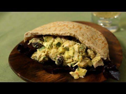 curry turkey salad | Food | Pinterest