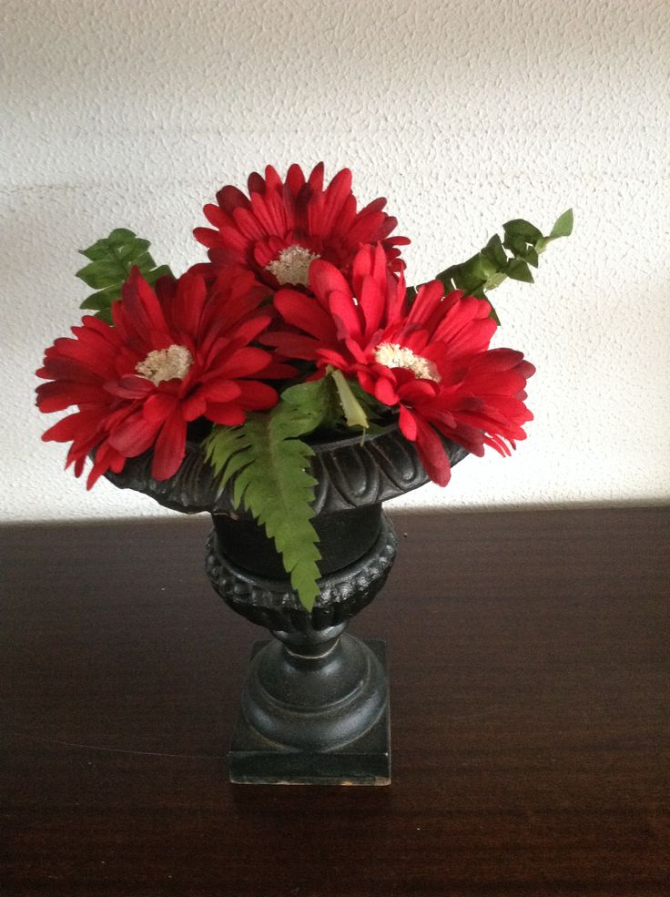 Centro de mesa con flores artificiales centros de mesa - Centros de mesa con pinas secas ...