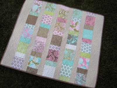 lovely quilt with pdf instructions