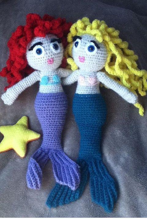 Pin by Lee Ann Hamm on Crochet Amigurumi, Dolls, Etc., Ya ...