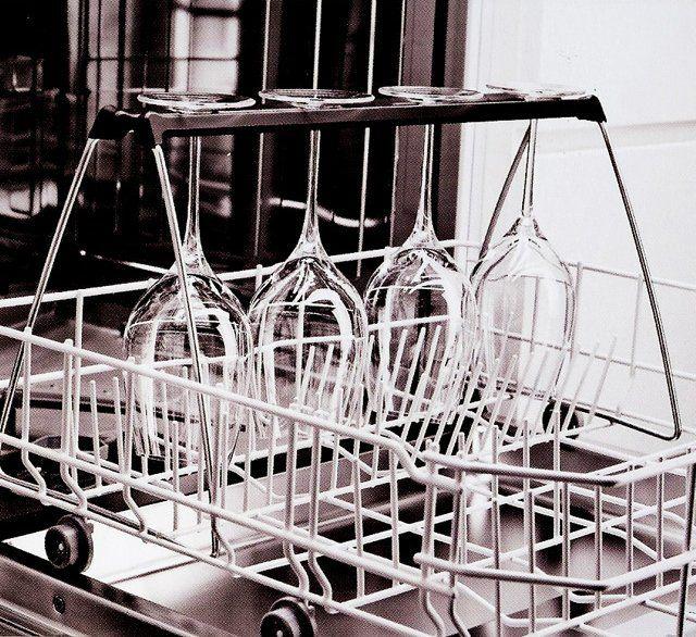 Glasständer für Spülmaschine