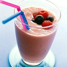 Biggest Loser Recipes - Biggest Loser Mixed Berry Smoothie