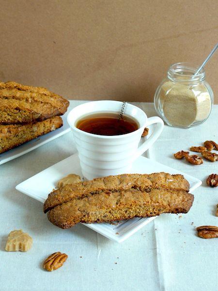 Maple Pecan Biscotti | Foods & Drinks | Pinterest