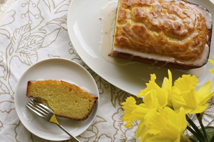 Grapefruit Yogurt Cake | food stuffs | Pinterest