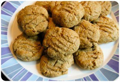 Phoenician Honey Cookies (Biscuits) Recipe — Dishmaps