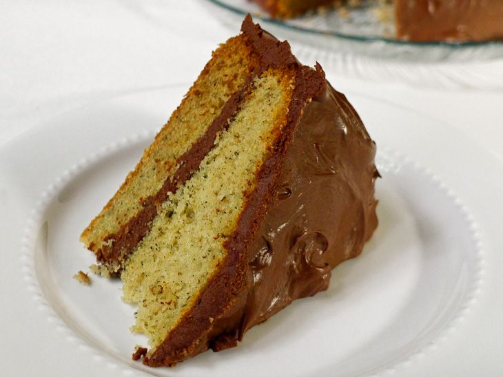Banana Cake with Chocolate Ganache | Cupcakes y cía | Pinterest