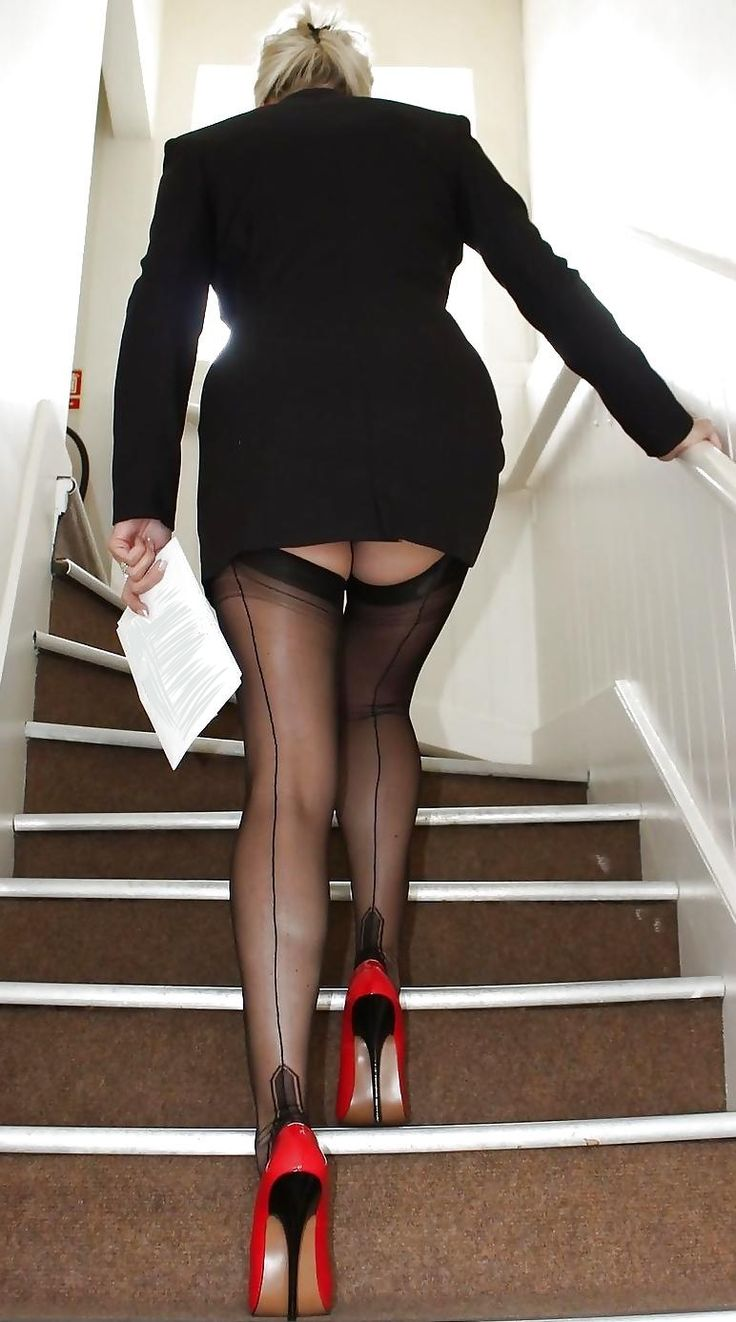 Assured, pantyhose stocking tops