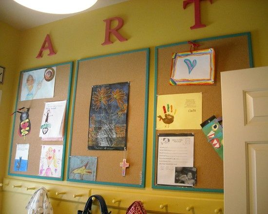 Combo office and playroom joy studio design gallery best design - Playroom office ideas ...