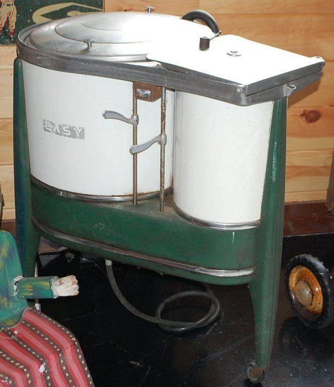 easy spindrier washing machine