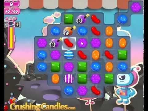 Candy Crush Saga Level 97 Walkthrough | Candycrush