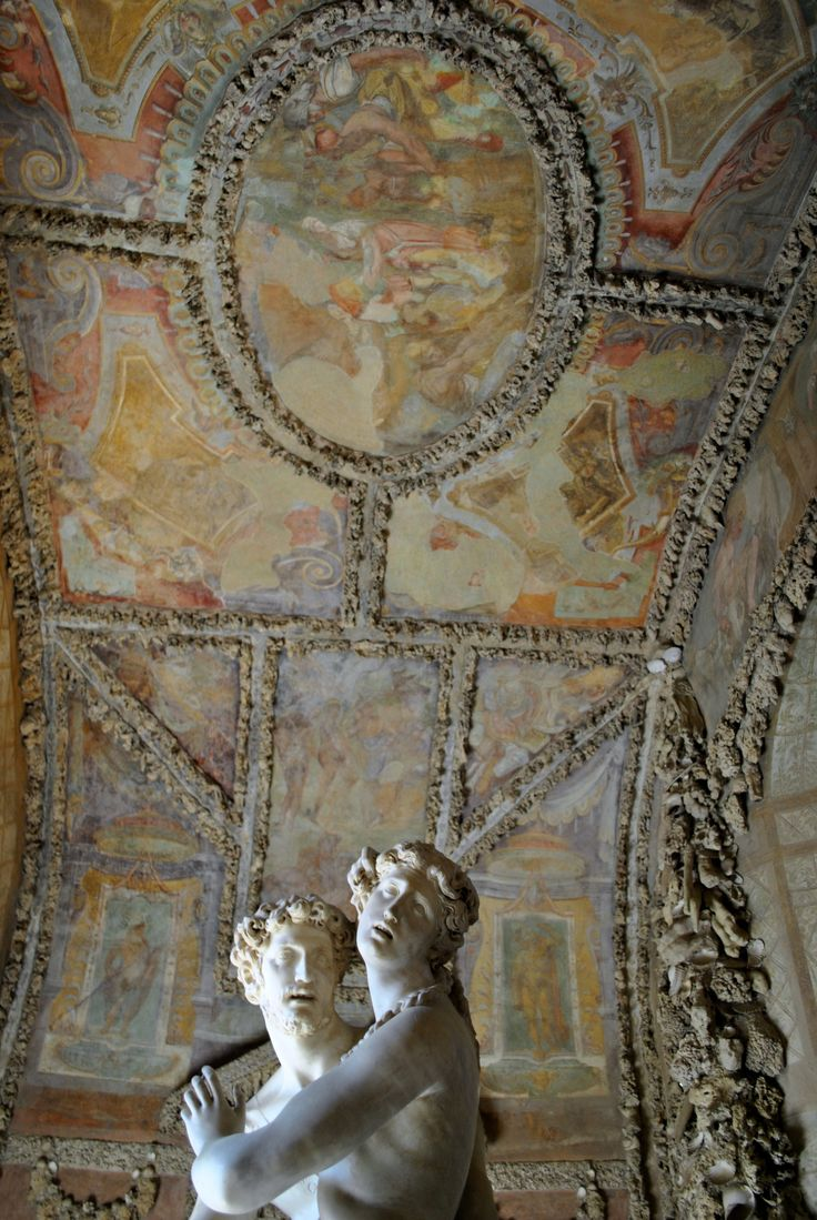 PalacesPitti Palace Grotto