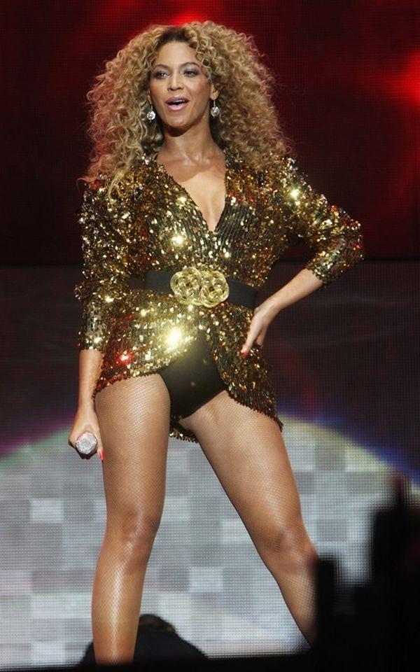 gold sequins.