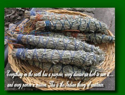 Sage...spiritual benefits...