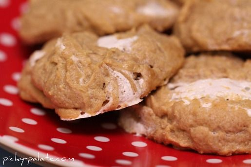 Fluffernutter Cookies, 3 Ingredients
