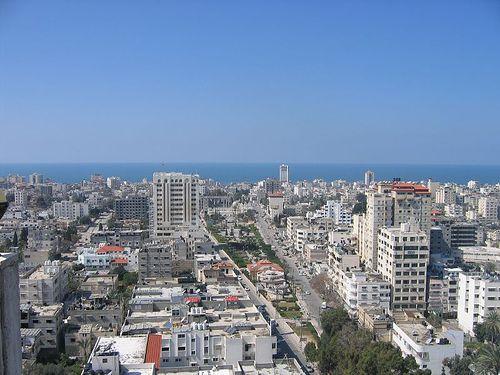 Gaza City Palestine
