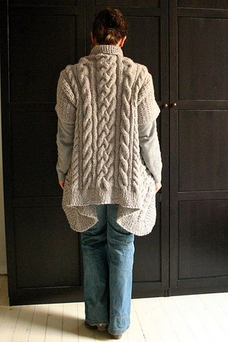 Free Knitting Patterns Capes : Selma Cape. Share the best FREE patterns to KNIT Pinterest