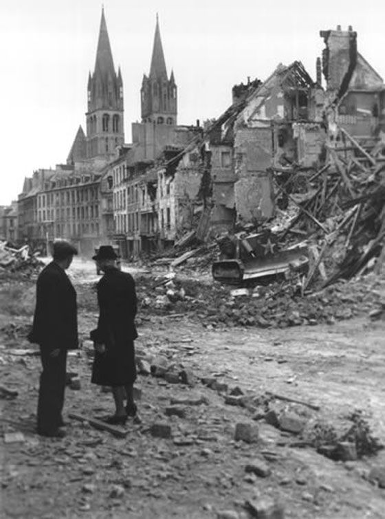 d day in second world war