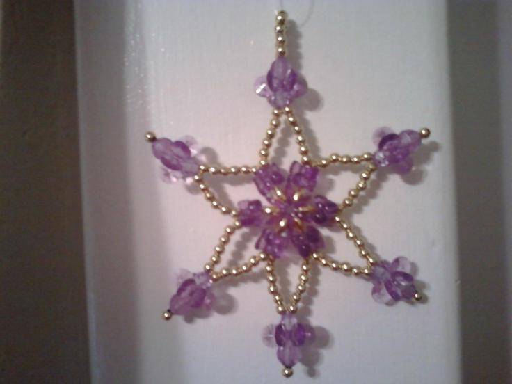purple and gold stars - photo #32