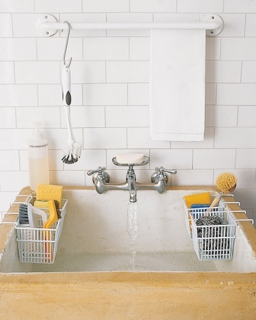 Deep Sinks For Laundry Rooms : Laundry Room: Soaking Sinks deep, vintage terra-cotta sink